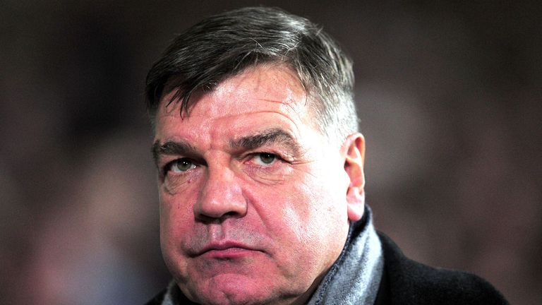 Sam Allardyce: Looking for new defenders
