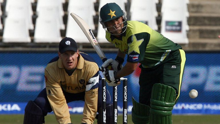 Scotland and Pakistan will meet in May