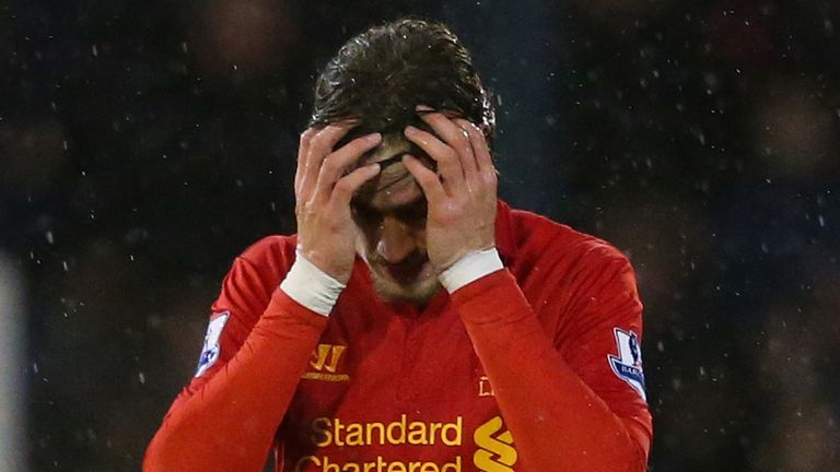 Sebastian Coates: Liverpool defender endured unhappy afternoon against Oldham