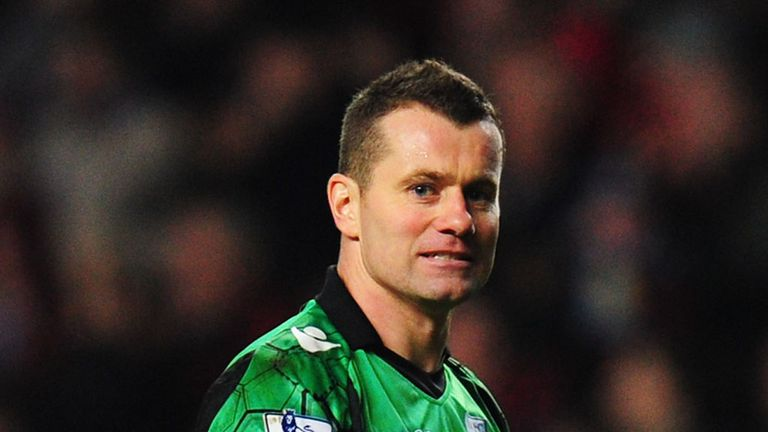 Shay Given: Veteran goalkeeper delighted to join Middlesbrough