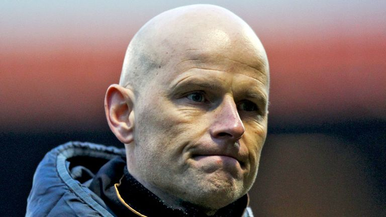 Stale Solbakken: Lasted just six months in charge at Molineux