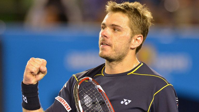 Wawrinka: lost to Djokovic in Melbourne after a 22-game fifth set