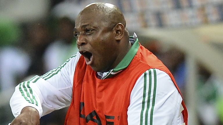 Stephen Keshi: 'Can't wait' to face Spain