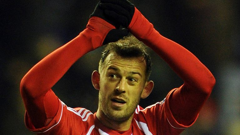 Steven Fletcher: Praised by Sunderland boss for two goals against Wigan