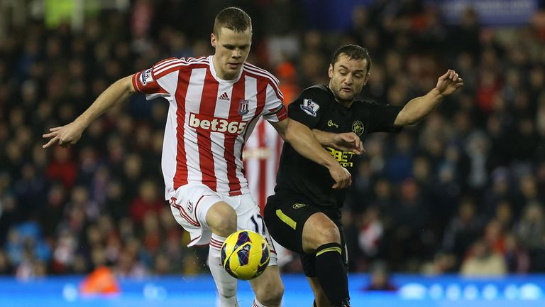Ryan Shawcross: Stoke defender still holds England ambitions
