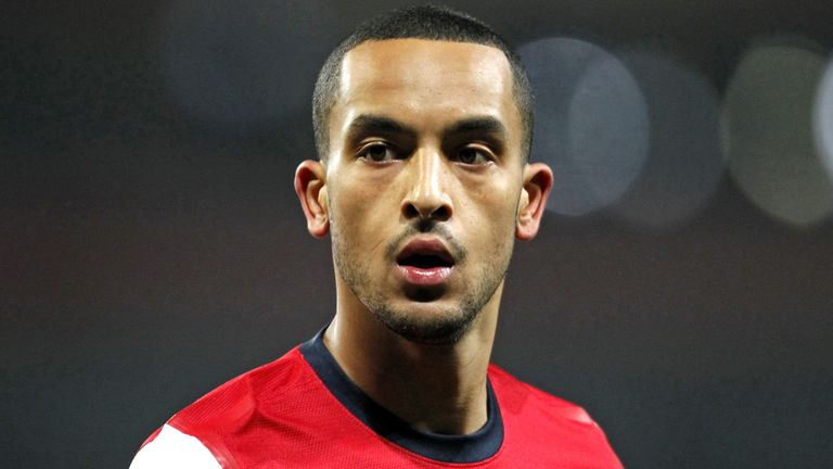Theo Walcott: Relieved contract saga has been resolved