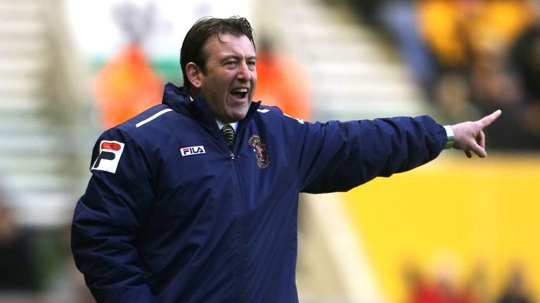 Steve Thompson: Still no clue if he will take over at Bloomfield Road