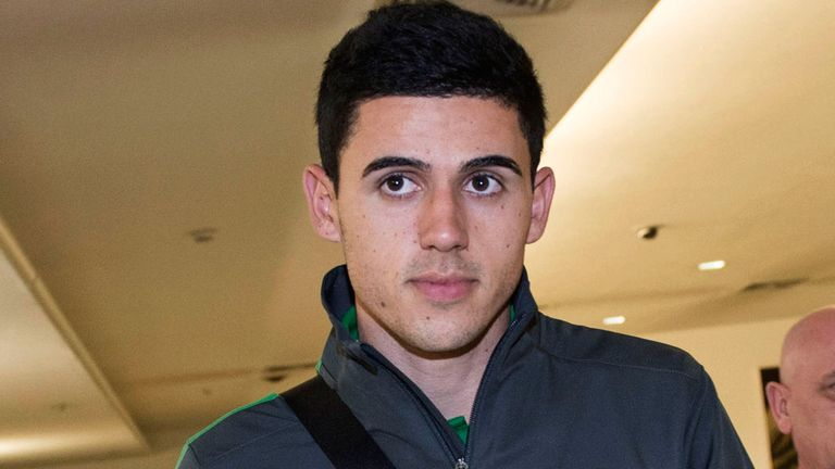 Tomas Rogic: Has become Celtic's second signing of the month
