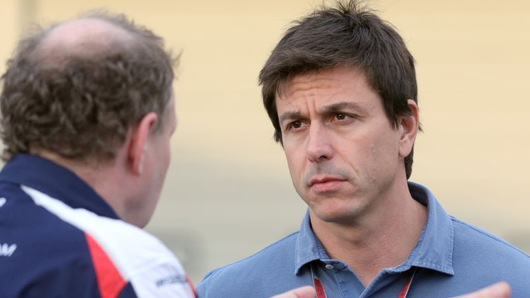 Toto Wolff: Leaving Williams for Mercedes