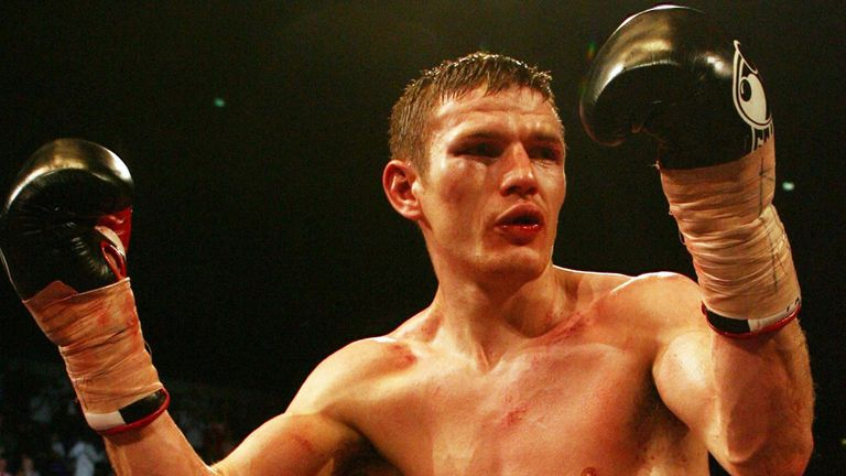 Willie Limond: The new Commonwealth light-welterweight champion