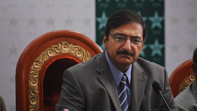 Zaka Ashraf: New incentive to help international cricket return to Pakistan