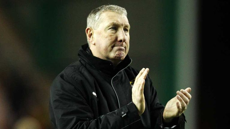 Terry Butcher: 'It's two great points for the Highlands - a point for us, a point for them'