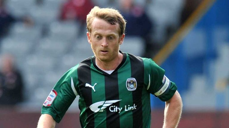 Sammy Clingan: Midfielder has signed for Kilmarnock
