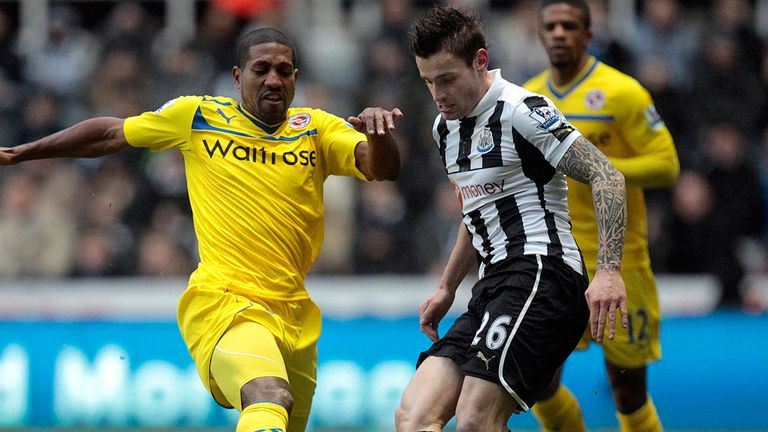 Mathieu Debuchy: Left out of Newcastle's squad