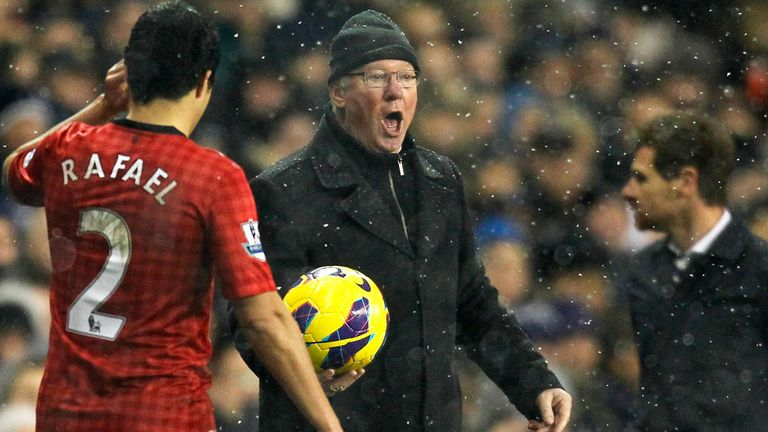 Sir Alex Ferguson: Manchester United manager accused linesman of bias
