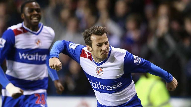 Adam Le Fondre: Reading striker tipped for England by Reading boss Brian McDermott