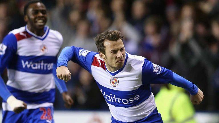 Adam Le Fondre: Reading striker tipped for England by Reading boss Brian McDermott