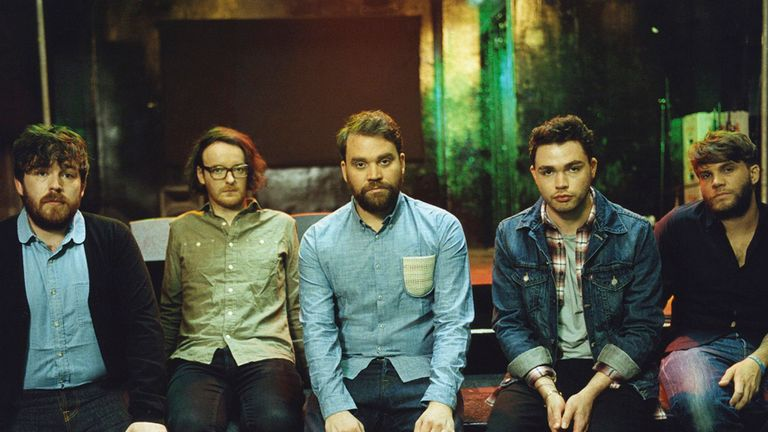 Frightened Rabbit: Have just released new album 'Pedestrian Verse'