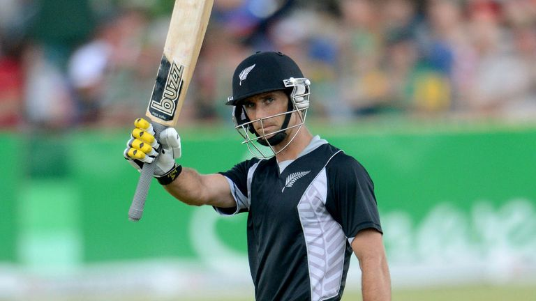 Grant Elliott: Will miss Saturday's first Twenty20 against England due to injury