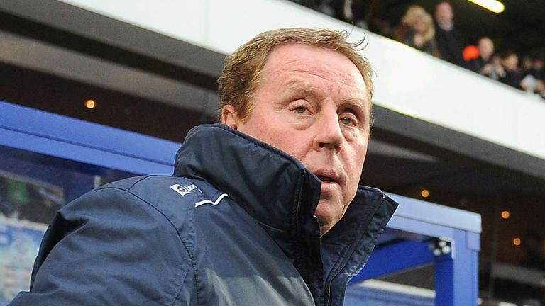 Harry Redknapp: Queens Park Rangers boss said to be keen on Habib Habibou