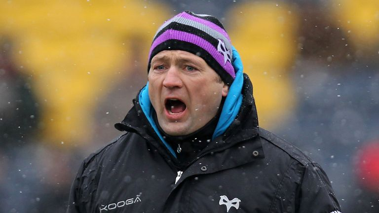 Sean Holley: Will team up with the Scarlets