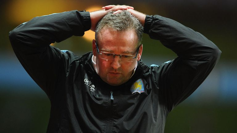 Paul Lambert: Only able to bring in two players during January
