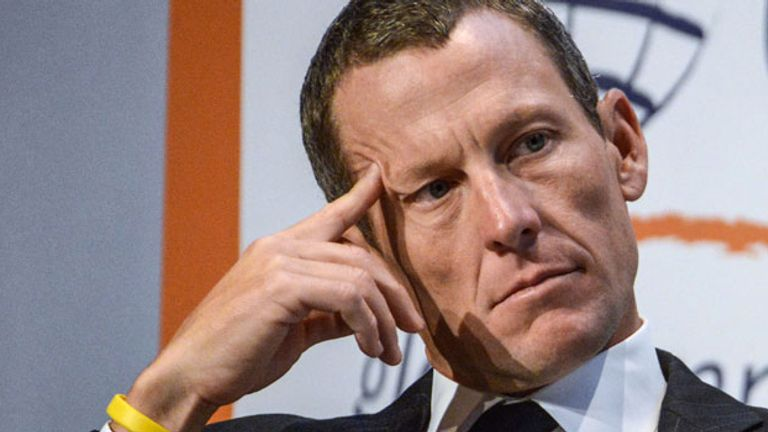 Lance Armstrong is desperate to compete in sport again