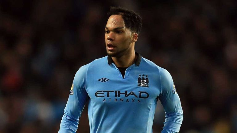 Joleon Lescott: The centre-back was linked with a loan return to Everton in January
