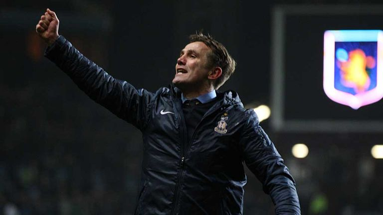 Phil Parkinson: Bradford boss has guided League Two side to Wembley in the Capital One Cup
