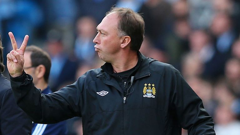David Platt: Predicting dropped points for City and United