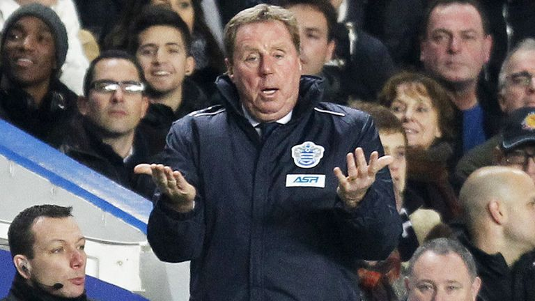 Harry Redknapp: Will work hard to bring in new signings