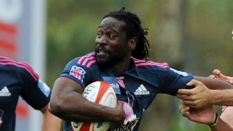 Paul Sackey: Looks to be on his way out of Stade Francais