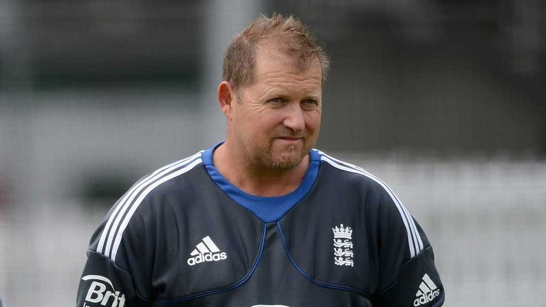 David Saker: Turned down Warwickshire to continue England challenge