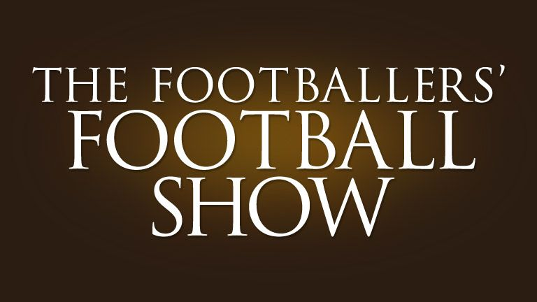 The Footballers' Football Show: 11pm, Thurs, Sky Sports 1 HD
