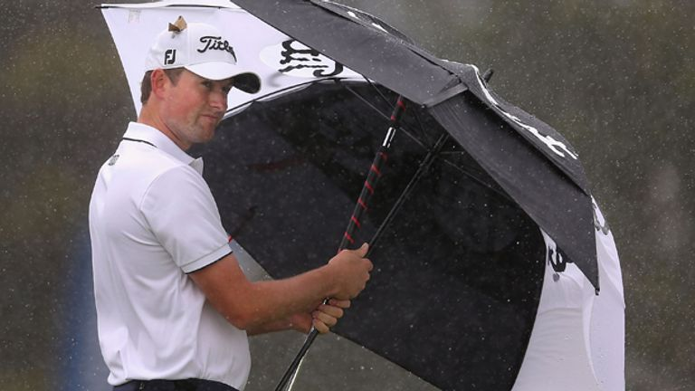 Webb Simpson will have to start all over again in Maui