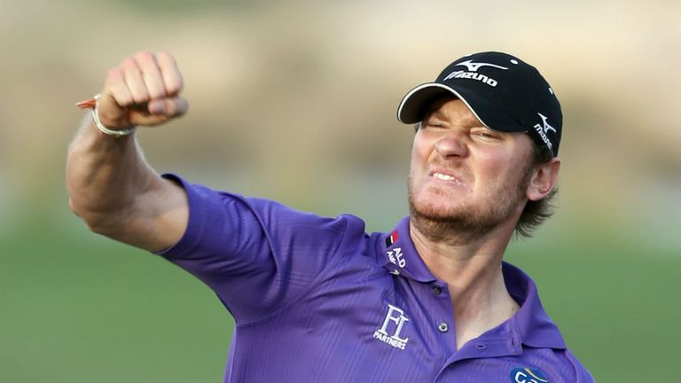 Chris Wood: Ended his wait for a European Tour victory in Qatar