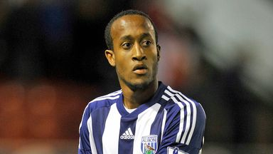 Cameron Gayle: West Brom defender back at Shrewsbury on loan