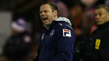 Paul Dickov: Rovers manager has released veteran keeper Sullivan