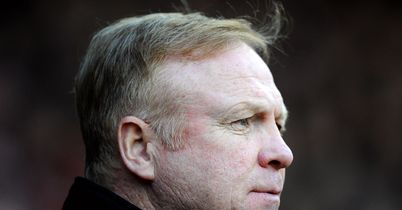 Alex McLeish: Primed to enter the transfer market