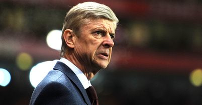 Wenger: not alot to smile about recently