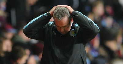 Paul Lambert: Thrives on pressure