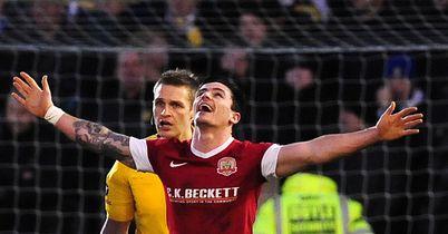 Chris Dagnall: Brace earns Barnsley three points