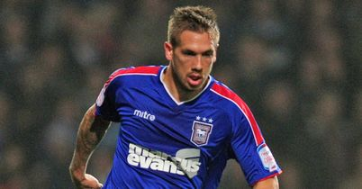Luke Chambers: Opened scoring for Ipswich