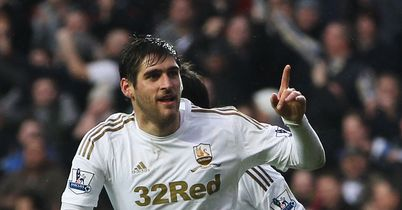 Danny Graham: Told he can expect to stay at Swansea