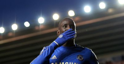 Demba Ba: One of the early movers in January