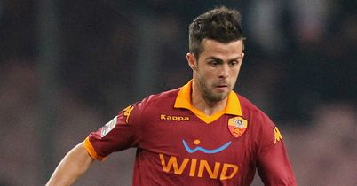Miralem Pjanic: Happy at Roma