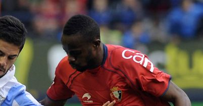 Roland Lamah: Osasuna winger has been tipped to join Swansea City