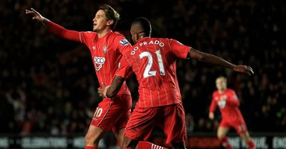 Gaston Ramirez: Uruguay international is happy at Southampton