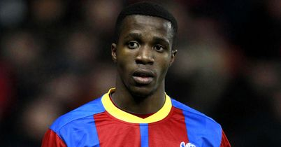 Wilfried Zaha: Fully fit for Palace
