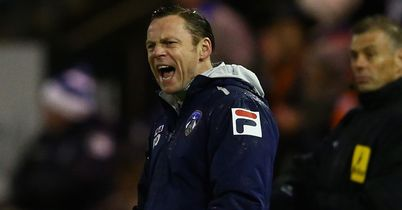 Paul Dickov: Ready for a tough season